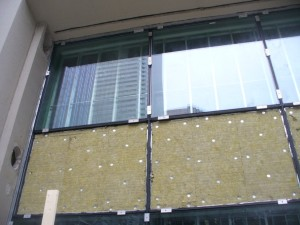 BE - Curtain wall replacement