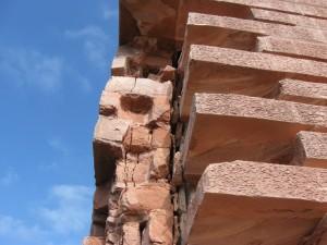 damaged Brick Shrunk
